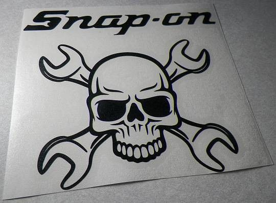 Jdm Snap On Tools Toolbox Skull Wrench Japanese Drift