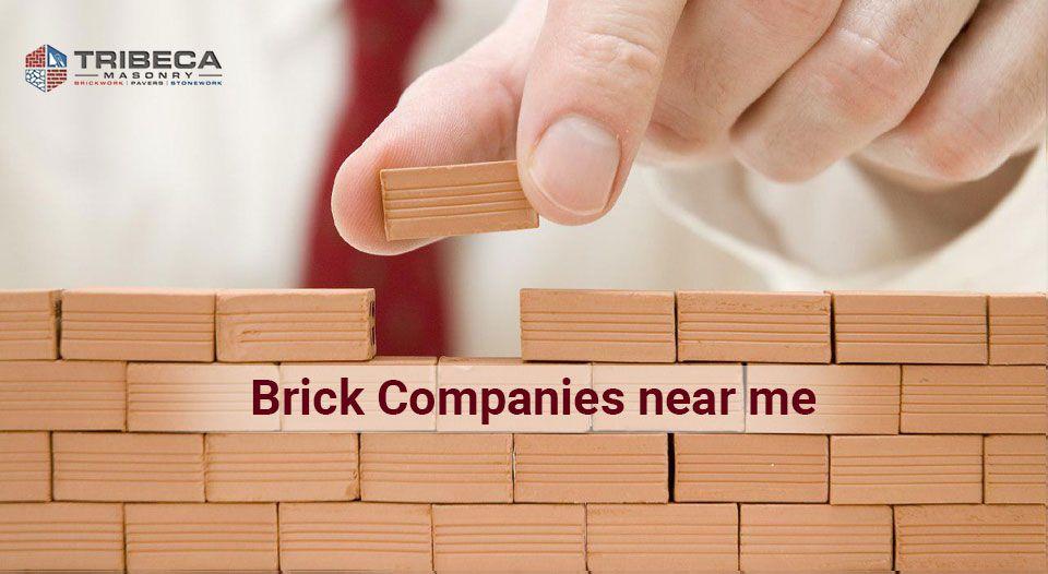 Brick Companies Near Me Brick companies, Brick repair
