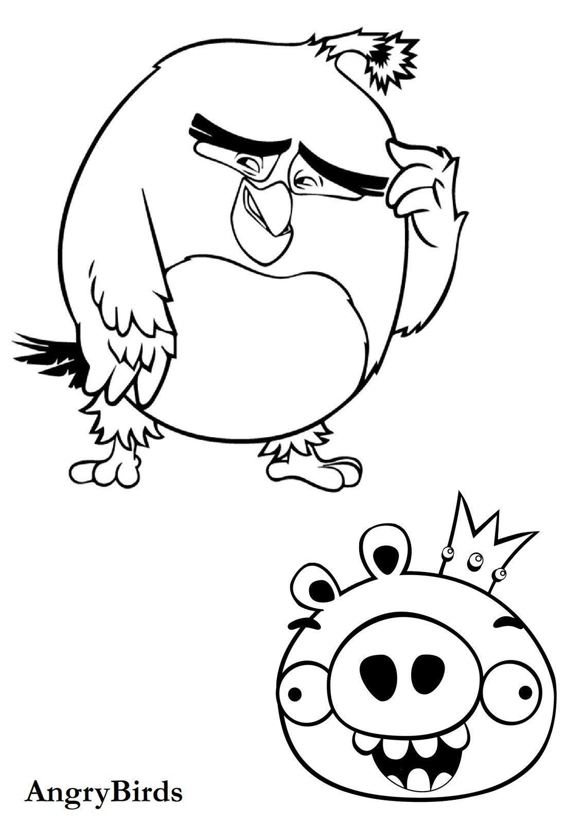 Angry Bird Coloring Pages Pdf 14 Angry Bird Coloring Pages Rovio Angry Birds Coloring In 2020 Bird Coloring Pages Cartoon Coloring Pages Animal Coloring Pages