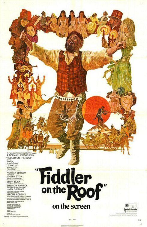 El Violinista En El Tejado 1971 Dvd Clasicofilm Cine Online Peliculas Musicales Cine Musical Cine Online