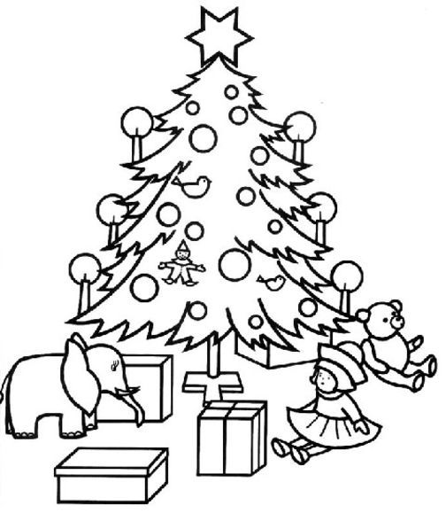 Free Coloring Pages To Print For Christmas. Free Printable Christmas Coloring Pages Adult  hard color pages