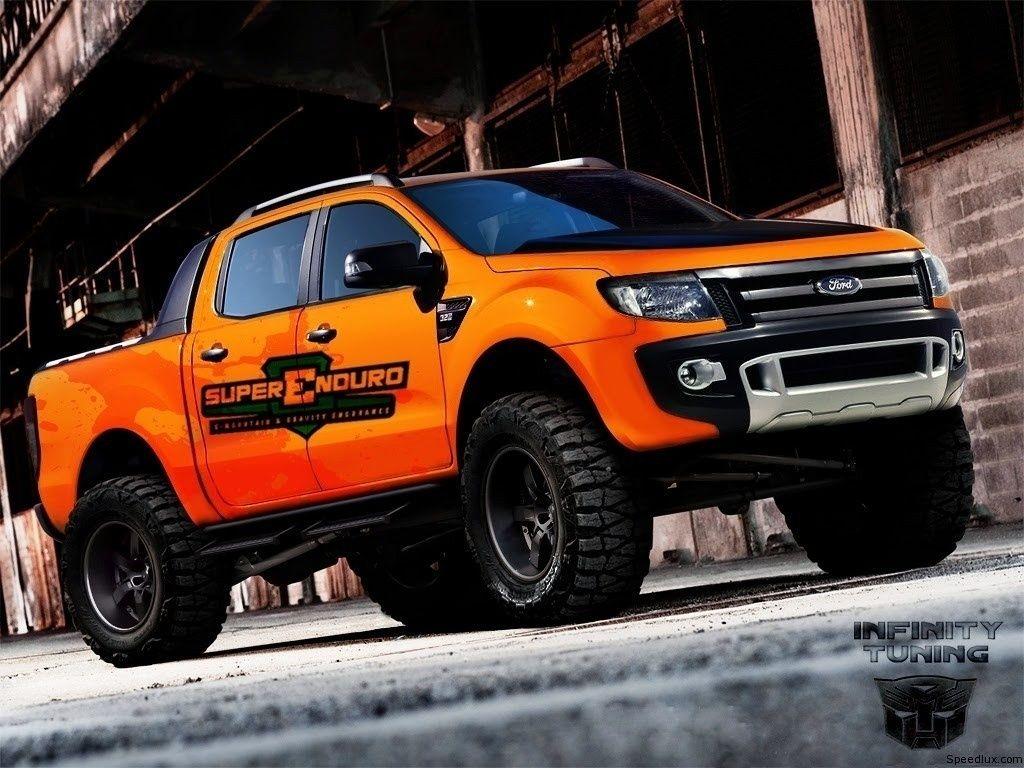 Ford ranger wildtrack plus