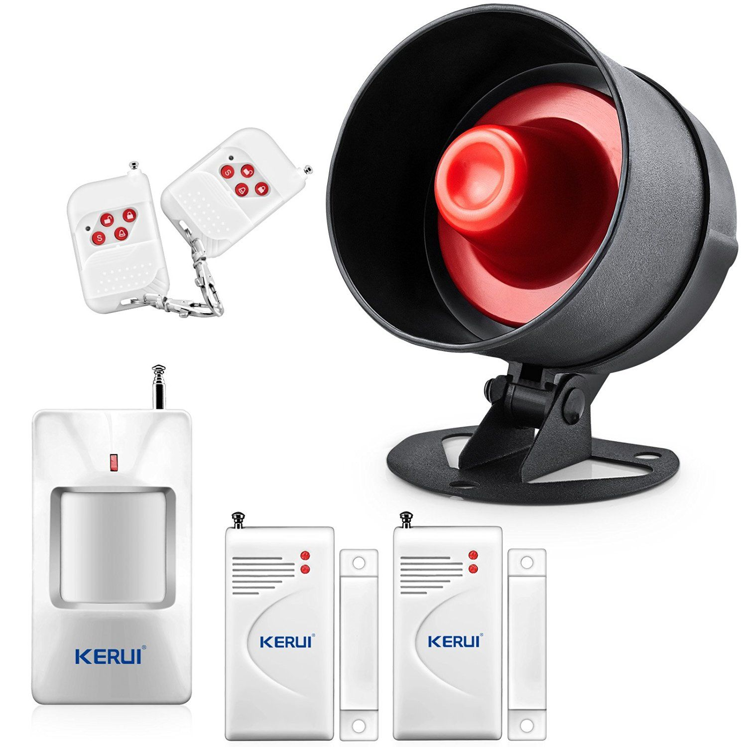 Kerui Preferred Wireless Package Home Security Alarm System Insider S Special Review You Can Home Security Alarm System Diy Home Security Home Security Alarm