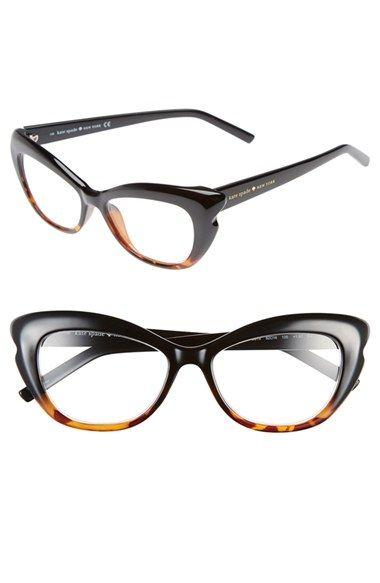 bd02f1789f kate spade new york  alva  52mm reading glasses available at Nordstrom