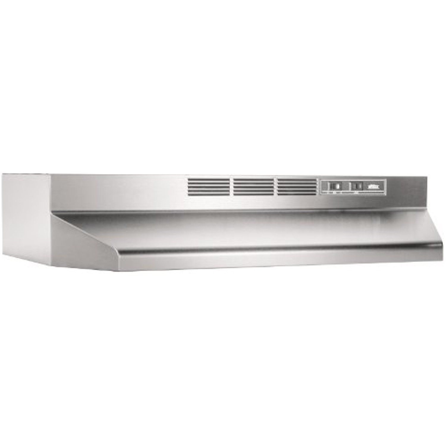 Broan 413004 Ada Capable Non Ducted Under Cabinet Range Hood 30 Inch Stainless Steel See This Grea Ductless Range Hood Broan Stainless Steel Range