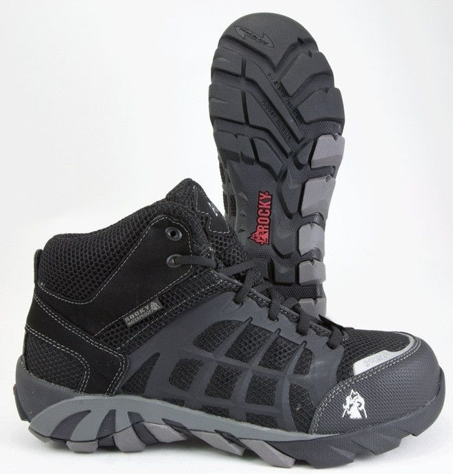 Safety toe boots, Composite toe boots