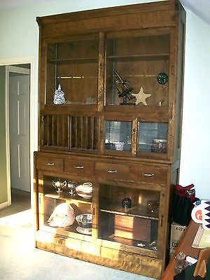 Antique 1900's Tobacco Store Retail Cigar & Cigarette Display ...