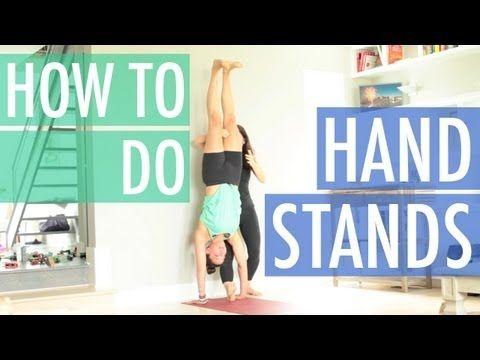 how to do headstands  handstands blissedin  bexlife