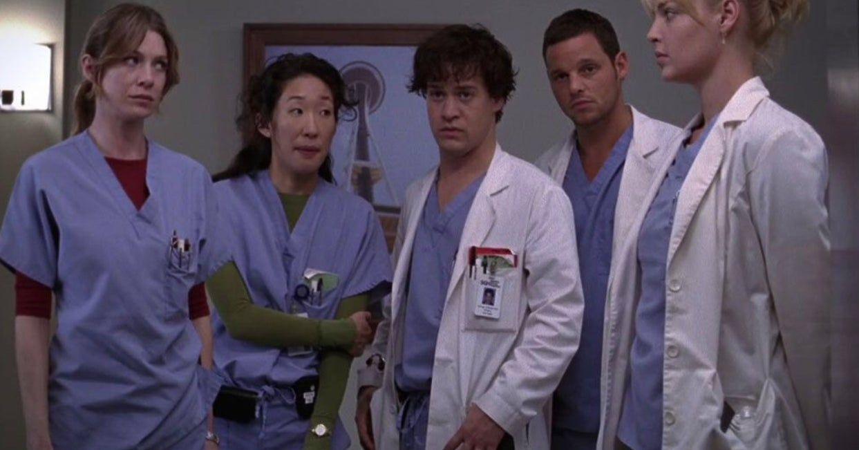 A Cuántos De Estos 36 Personajes De Grey S Anatomy Puedes Identificar Greys Anatomy Characters Greys Anatomy Facts Greys Anatomy