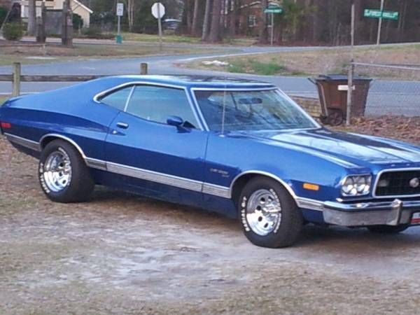 1973 ford gran torino sport wheels us ford pinterest gran torino ford and cars. Black Bedroom Furniture Sets. Home Design Ideas