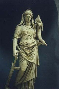 Pin En Dioses De La Antigua Roma