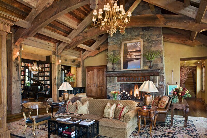 101 Rustic Living Room Ideas Photos Great Rooms Rustic Lake