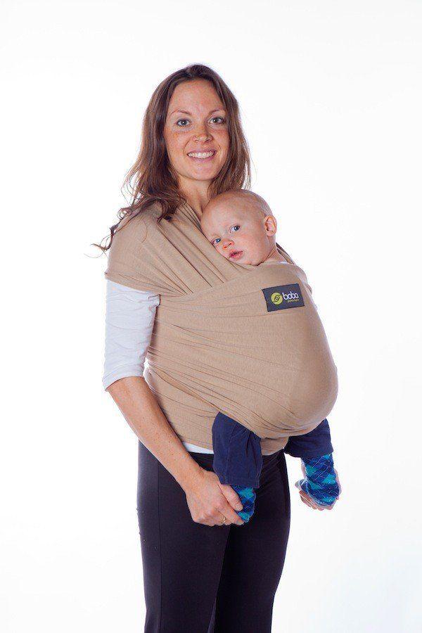 Organic Boba Wrap Baby Pinterest Fular Elastico Bebe And