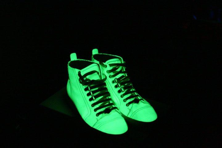 Balenciaga Glow In Dark High Top Sneakers My Beloved Needs Those Glow Shoes Balenciaga High Top Dark Shoe