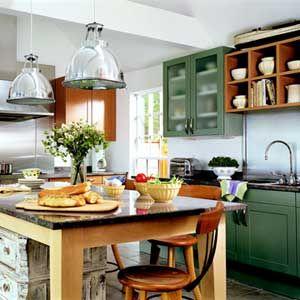 cocina depto comedor interiores muebles armarios de cocina fotos muebles de cocina verde colores de la cocina ideas de cocina