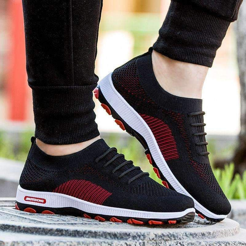 NEW Men/'s Sneakers Sports Shoes Casual Breathable Outdoor Athletic Running 2019