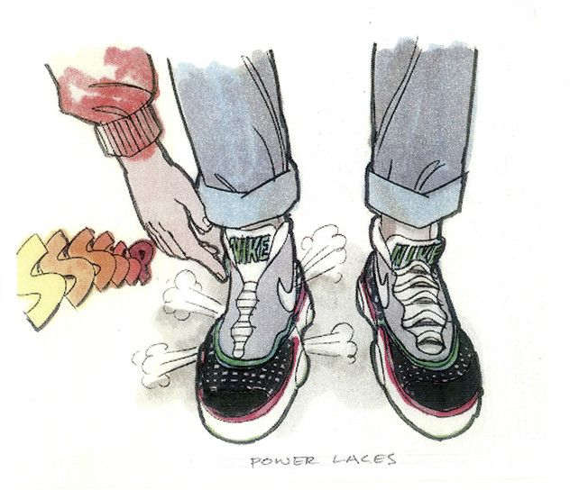a952db8079aa Waaay Back To The Future  Nike s 23-Year Journey To Make McFly s ...