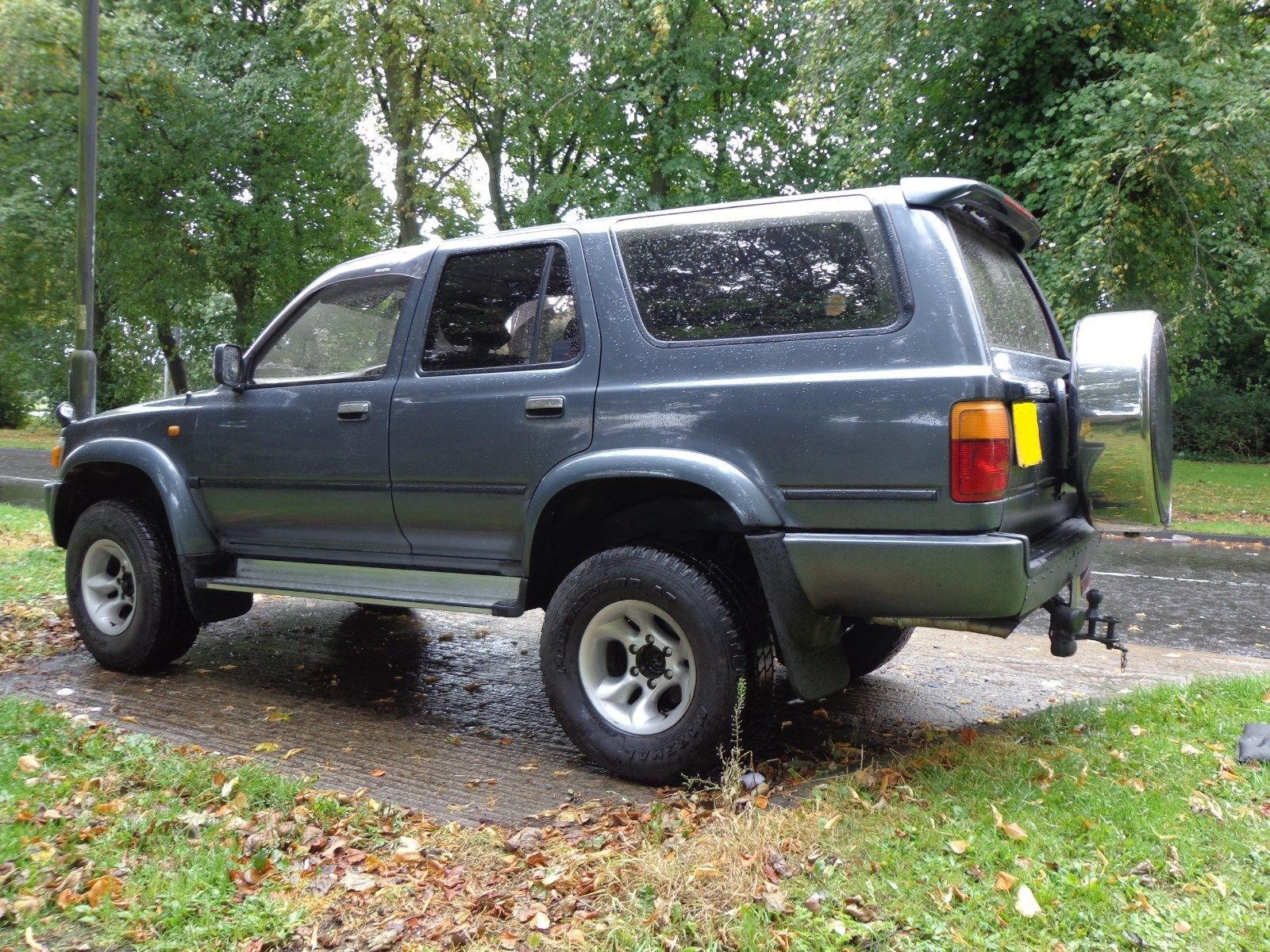 1989 Toyota Hilux Manual Good Owner Guide Website 1992 4runner Owners Surf 2 4 Turbo Diesel 5 Speed Classic Rh Pinterest Com 1994