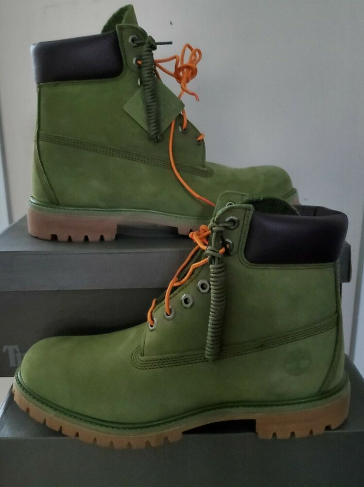 NEW AUTHENTIC TIMBERLAND 6 INCH PREMIUM WATERPROOF BOOT US