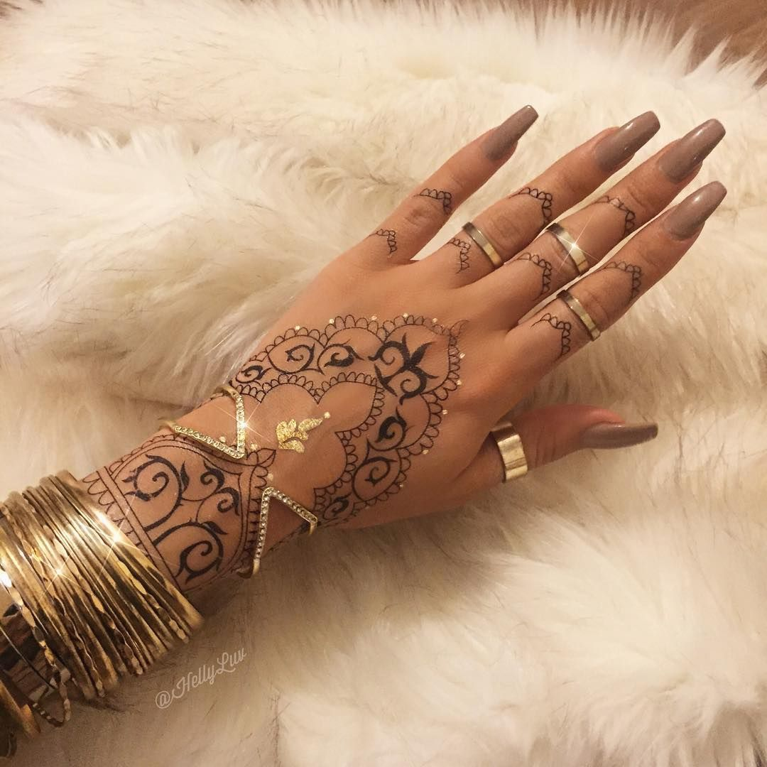 Hand game strong ✨...\