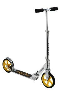 Amazon Com Fuzion Cityglide Adult Kick Scooter Sports Outdoors With Images Kick Scooter Scooter Scooter Design