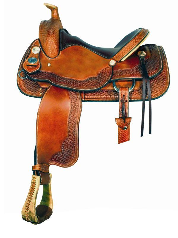 szék készítése western nyeregből