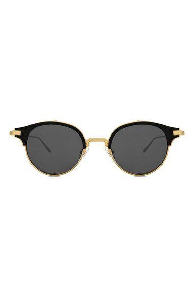 3a3952d97e52 GENTLE MONSTER Double Erok 50mm Cat Eye Sunglasses.  gentlemonster ...