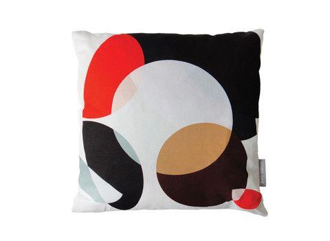 Welsummer Ellipse Square Cushion