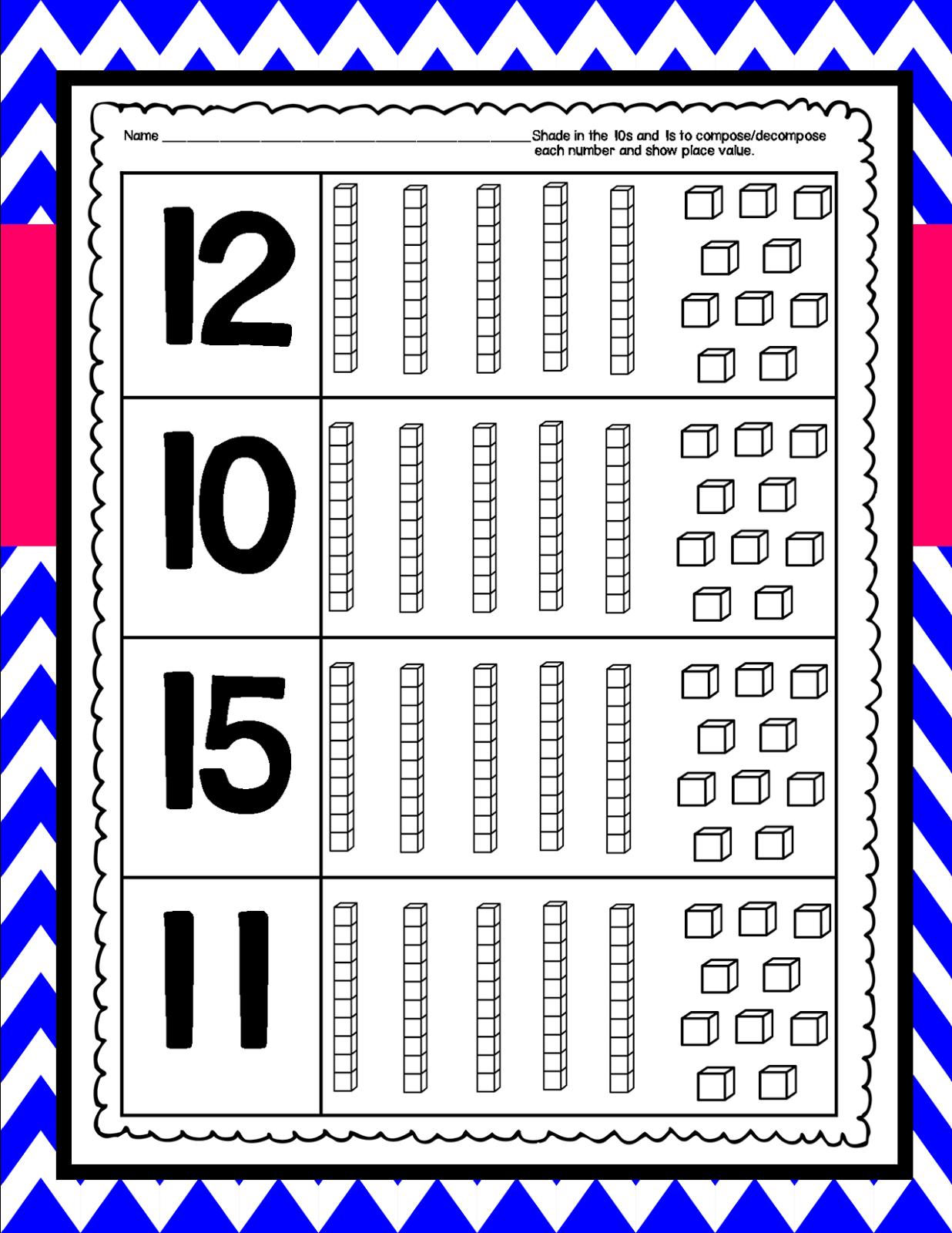 Pin On First Grade Math [ 1600 x 1236 Pixel ]