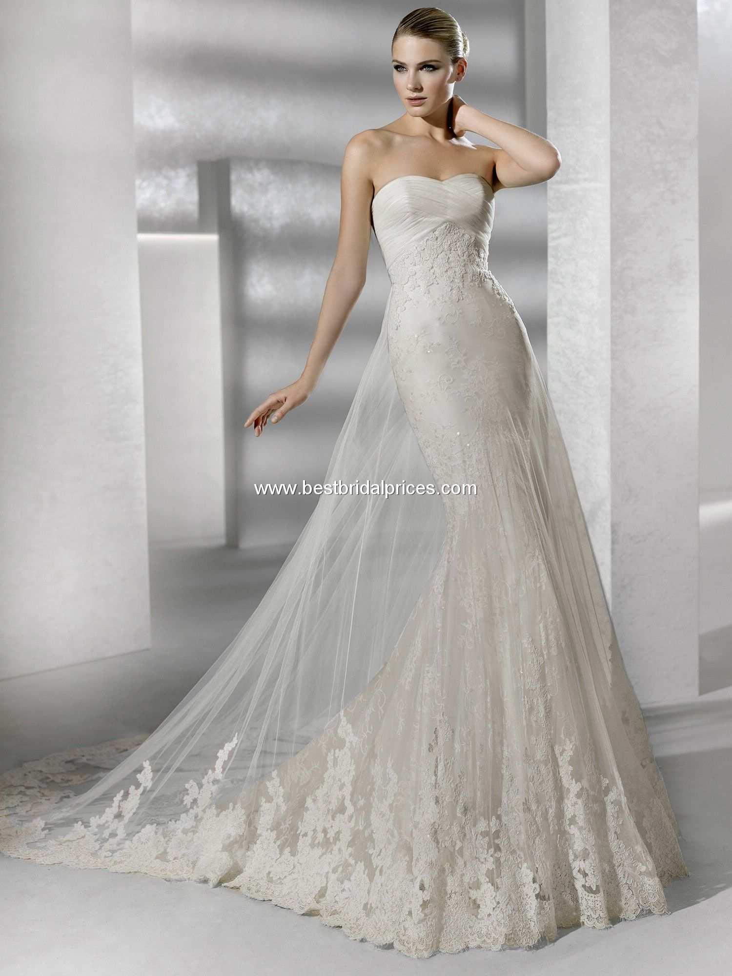 Nice La Sposa Denia I work at bridal salon and we carry this dress It