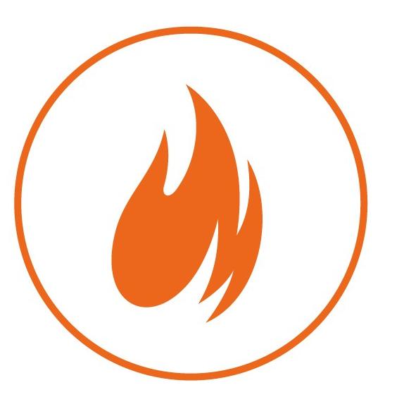 sheep&fire logo 上 耿祥 顏 的釘圖