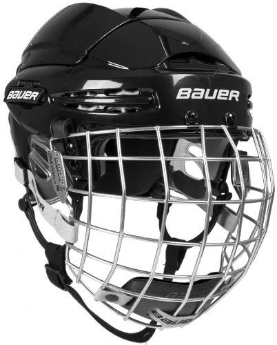 Bauer 5100 Hockey Helmet With Cage By Bauer 89 99 In The Bauer 5100 Helmet You Ve Got All Your Bases Covered A Certi Hockey Helmet Hockey Equipment Helmet