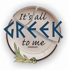 """""""It's all about GREEK to me"""""""