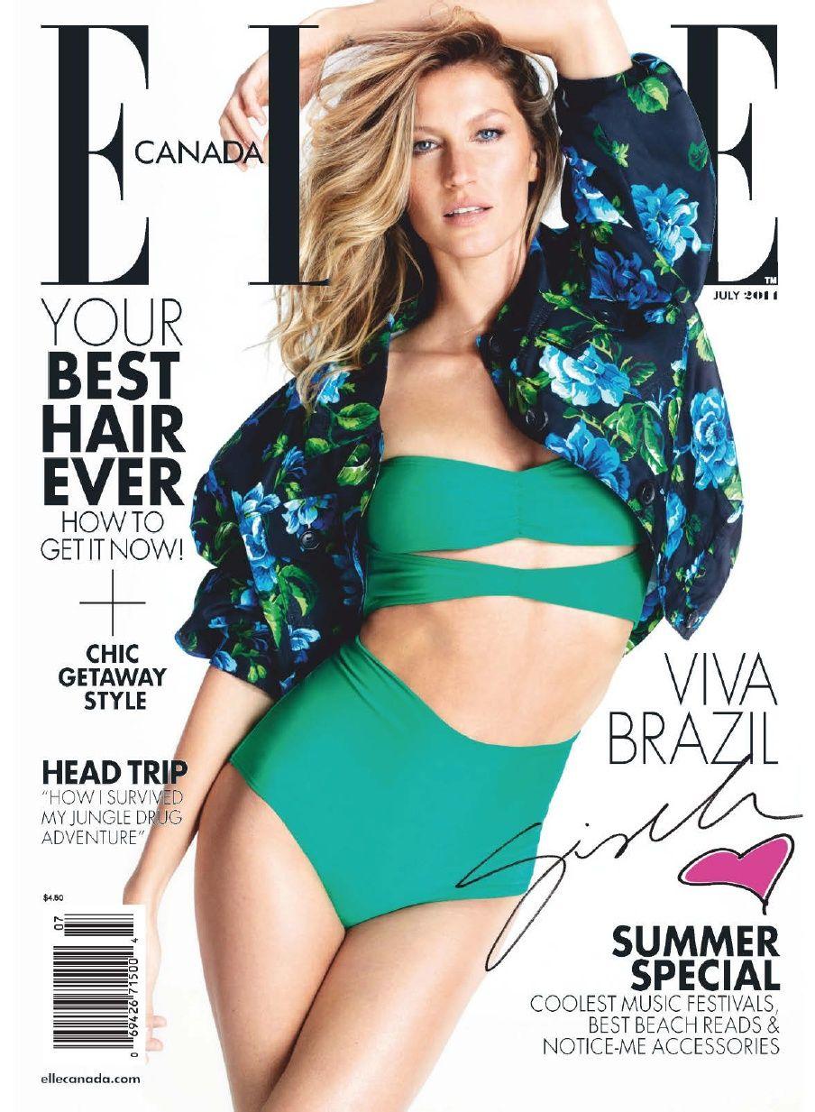 Elle Canada | Julio 2014