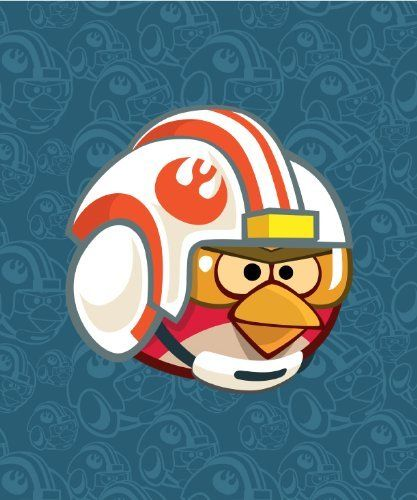 Angry Birds/ Star Wars Horizon Fleece Throw (032281236731) Printed fleece throw Based on the game Angry Birds and the movie Star Wars Can be used in the car, for traveling, at home, etc. 100% Polyester