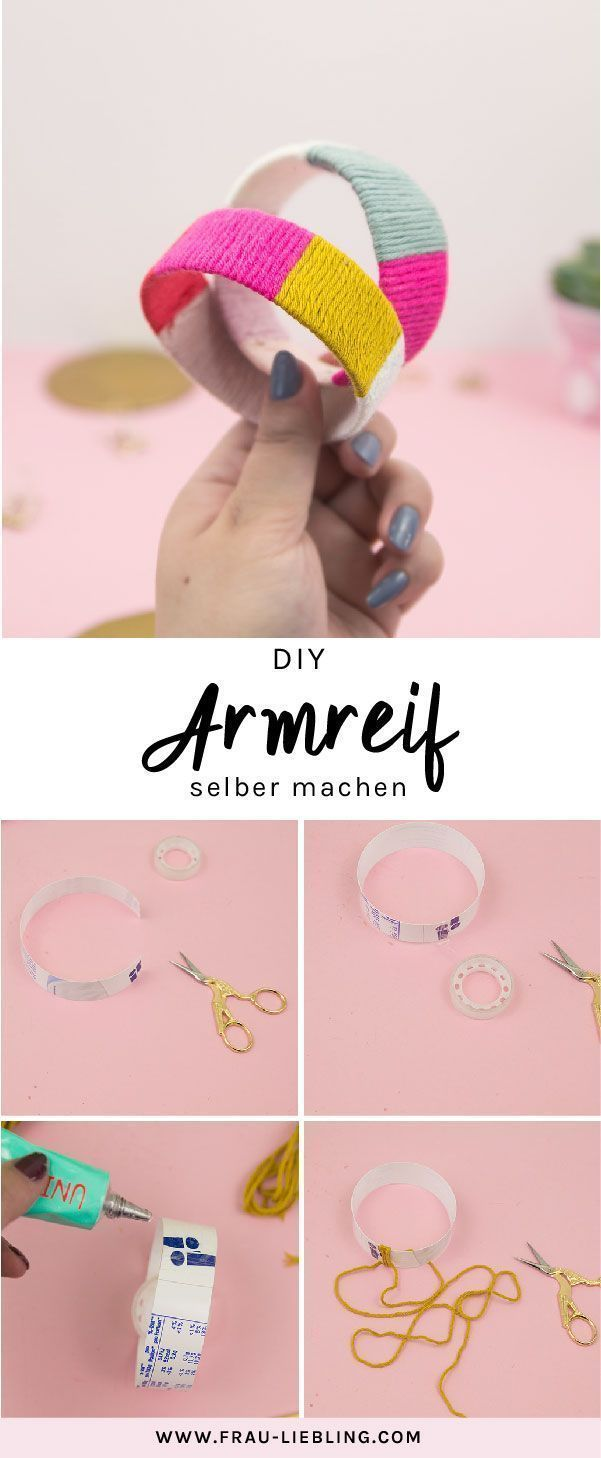 Make DIY bracelets from yoghurt cups yourself -  DIY jewelry .: Simply make a br... -  Make DIY bracelets from yoghurt cups yourself –  DIY jewelry .: Simply make a bracelet from plast - #bracelets #cups #DIY #jewelry #jewelryadvertising #jewelrycleaner #jewelrystand #simply #yoghurt #yourself