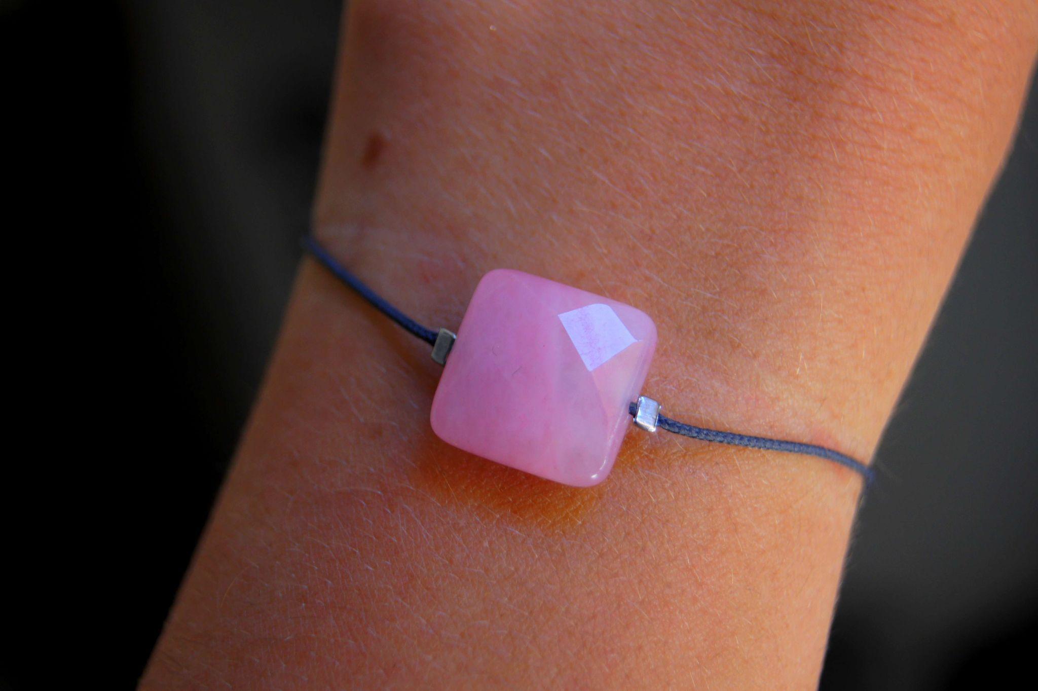 Bracelet UN PLAISANT - Le petit salon du bijou de M. et A.
