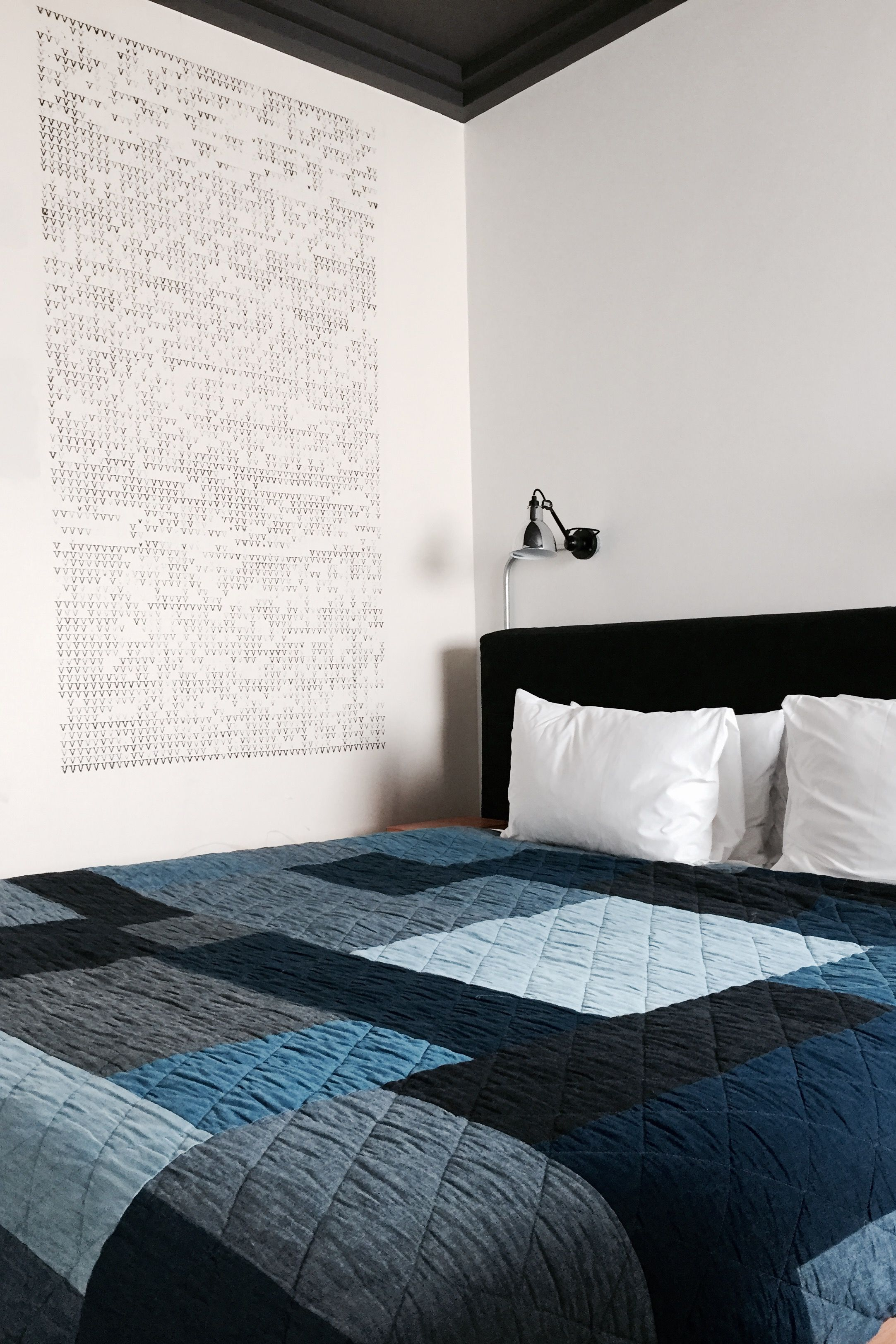 A.P.C. QUILTS : AT THE ACE HOTEL LONDON SHOREDITCH | A.P.C. QUILTS ... : hotel quilts - Adamdwight.com