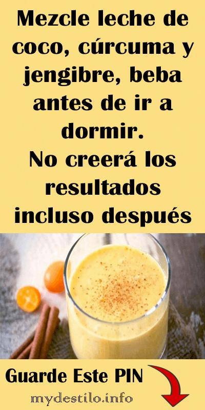 7 000 Estudios Confirman Que La Cúrcuma Puede Cambiar Tu Vida Aquí Hay 7 Maneras Asombrosas De Usarla Cúrcu Natural Smoothies Organic Recipes Healthy Drinks