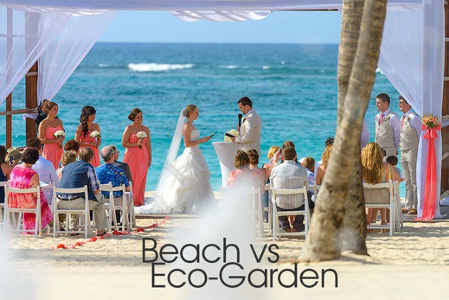 WeddingTips Royalton Punta Cana Beach Vs Eco Garden Wedding Gazebo