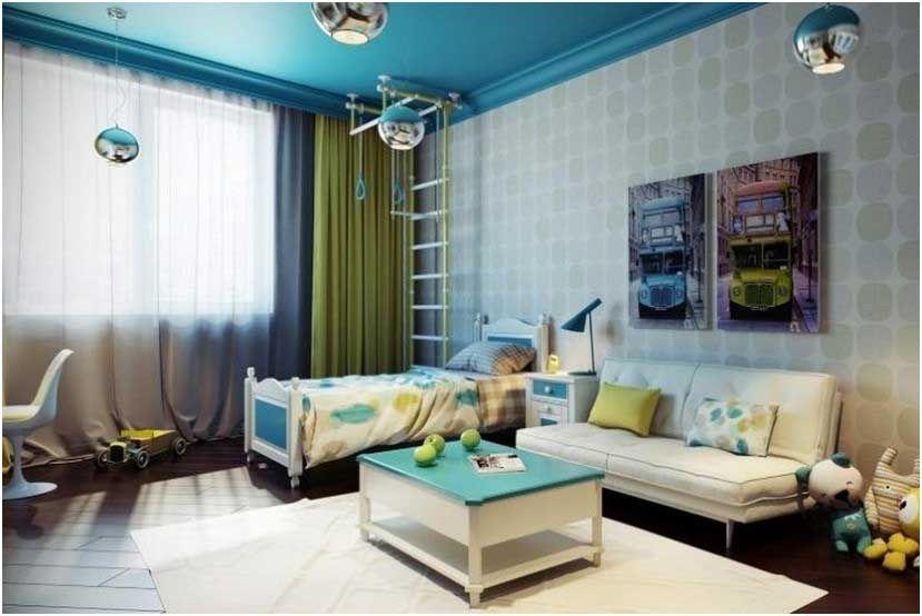 15 Luxus Bilder Von Kinderzimmer Junge Blau (Dengan gambar)