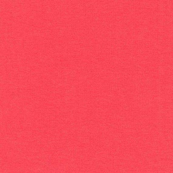 1b3c3294ace Flamingo Jersey Knit Fabric, Infinity Fabric, Apparel Fabric,Solid Color  Fabric, Jersey Fabric, Robert Kaufman Fabrics,Cotton/Lycra