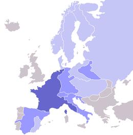 Afbeeldingsresultaat voor continentaal