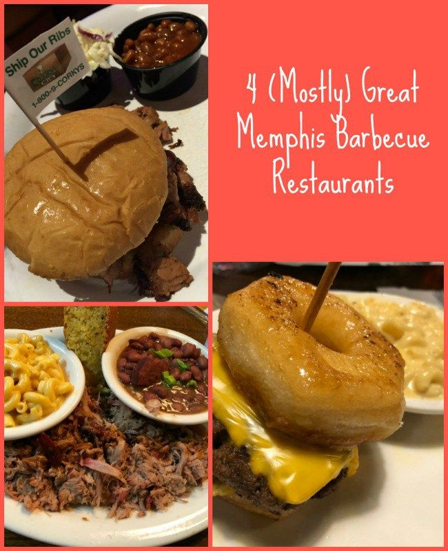 4 Mostly Great Memphis Barbecue Restaurants Usa Travel