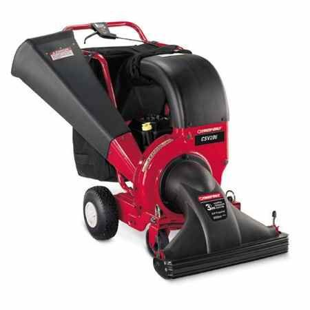 Chipper Shredder Vacuum Troy Bilt Csv 206 So Impractical For Our Small Yard But Oh So Wonderful To Dream A Wood Chipper Best Riding Lawn Mower Wood Mulch