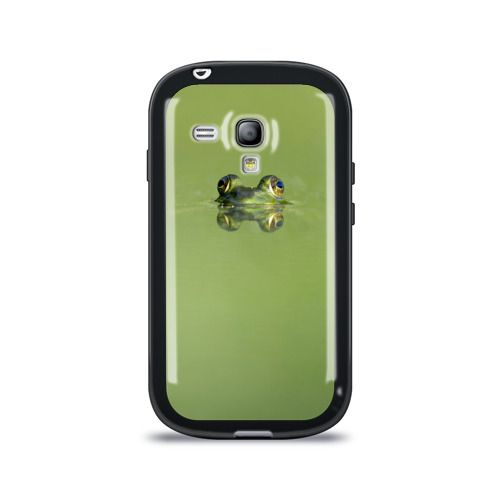 Чехол для Samsung Galaxy S3 mini силиконовый глянцевый ...