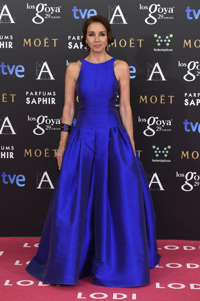 Premios Goya 2015, la alfombra roja con todos los looks de las ...