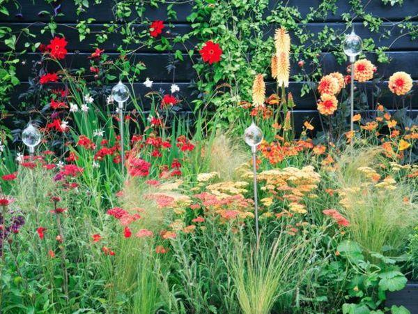 Gartenarbeit » Garten Gestaltung im Frühling und Sommer \u2013 Blumen und - garten blumen gestaltung