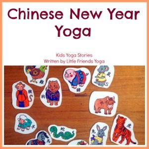 chinese new year yoga  yoga for kids chinese new year
