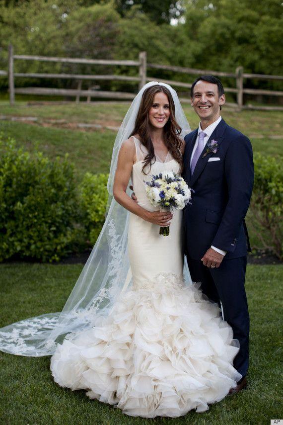 Joe Bidens Daughter, Ashley Biden, Marries Howard David Krein In Delaware (PHOTO)